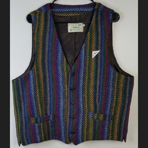 Millars Tweed Vest